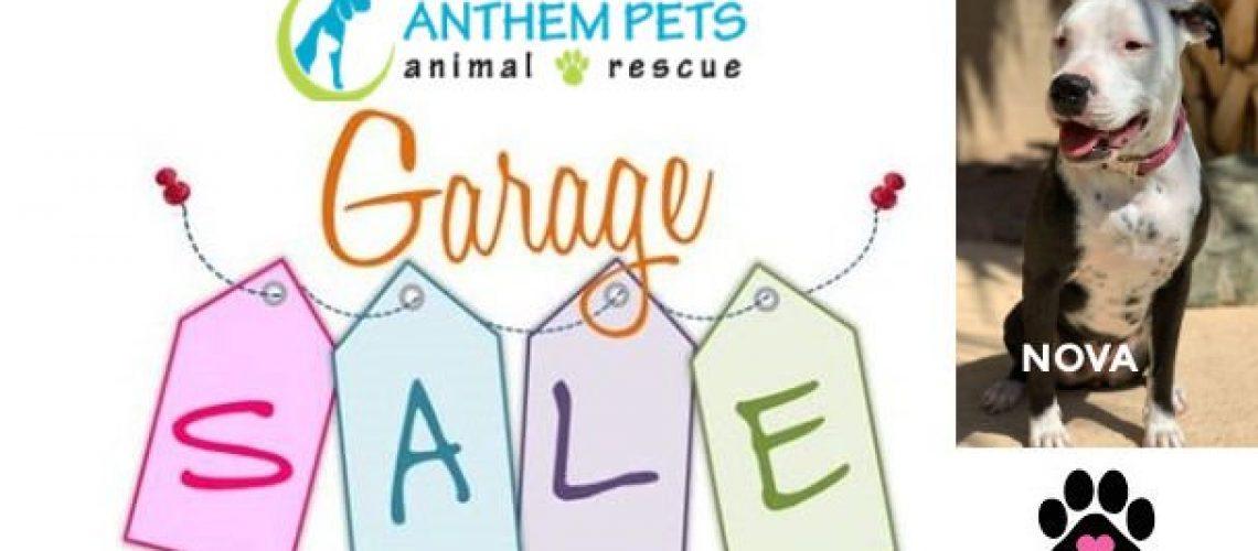 Garage Sale Pets